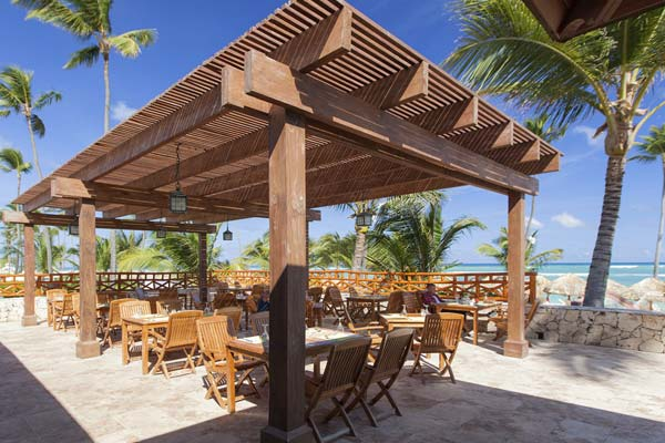 Restaurant Majestic Elegance Punta Cana